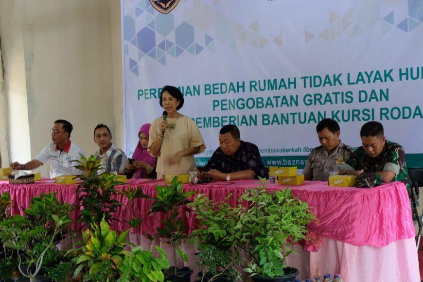 Baznas Kota Semarang Bedah Lima Rtlh