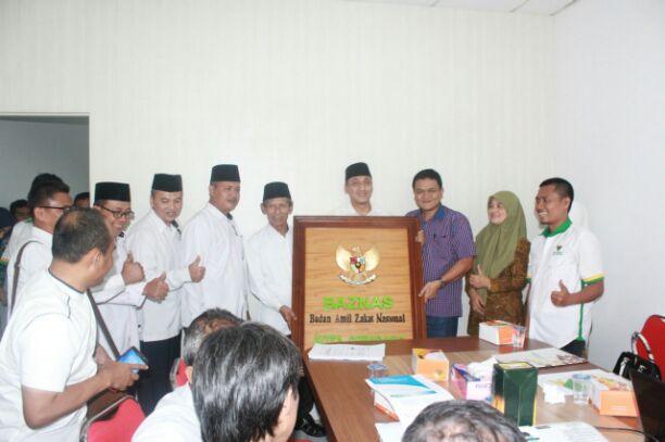 Baznas Kota Semarang Jadi Percontohan