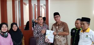 Baznas Kota Semarang Dan Mik Semar Teken Mou Bedah Rumah TLH