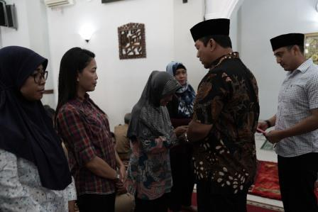 Hendi Dan Baznas Kota Semarang Serahkan Bantuan Untuk Kpps