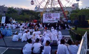 Baznas Kota Semarang Beri Santunan Dhuafa