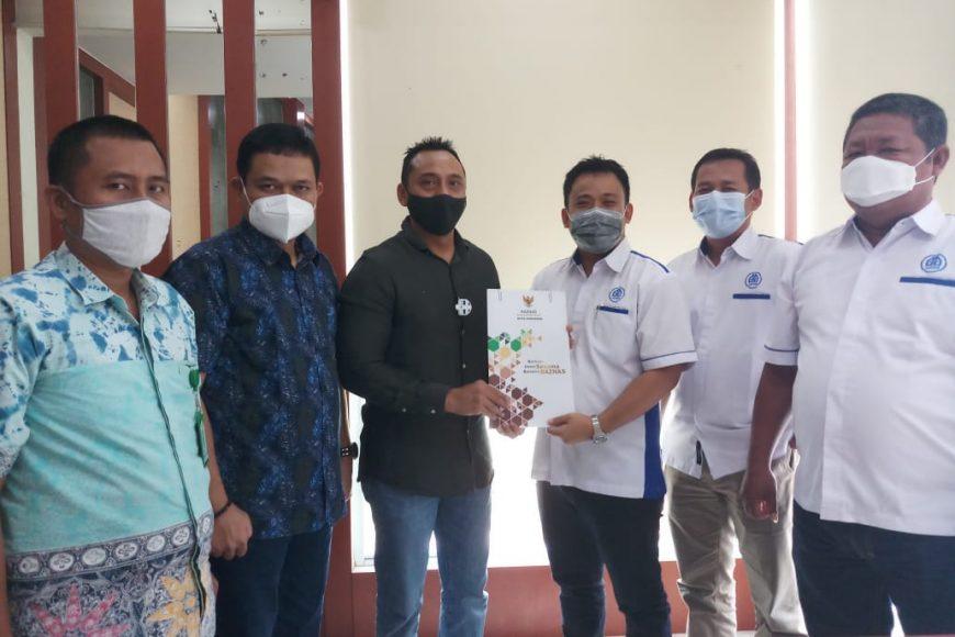 Baznas Gandeng Gapensi untuk Rehab Rumah Rusak Pasca Bencana dan Rumah Tidak Layak Huni di Kota Semarang